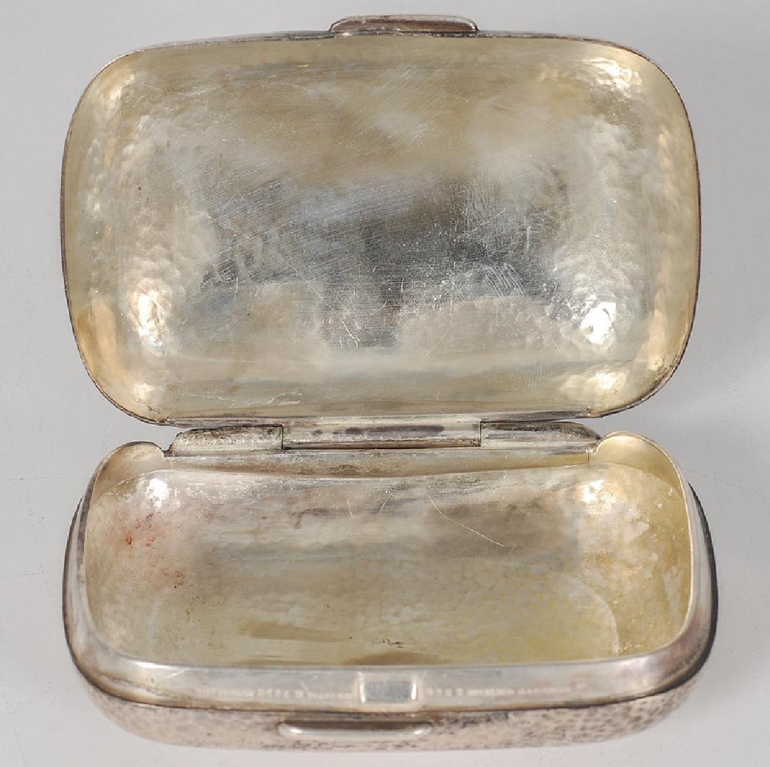 Tiffany & Co. Sterling Dresser Box - 2