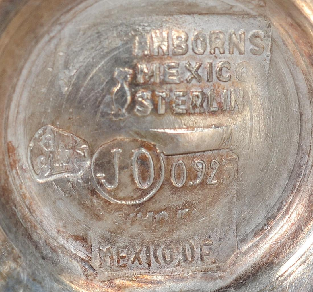 American, Mexican, and Dutch Sterling and .800 Table - 2