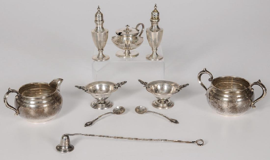 Silver Salts and Accessories
