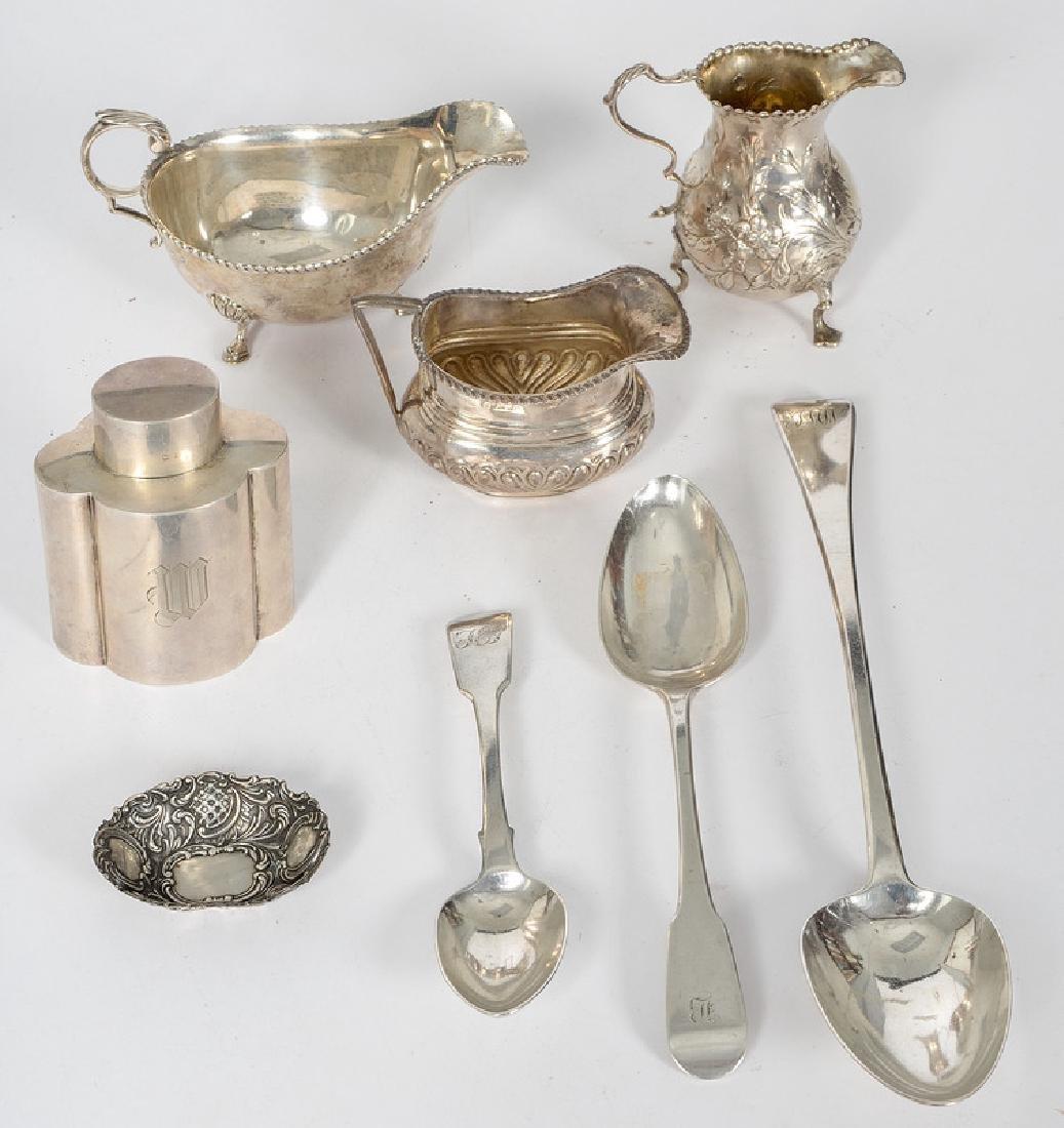 English Sterling Tablewares