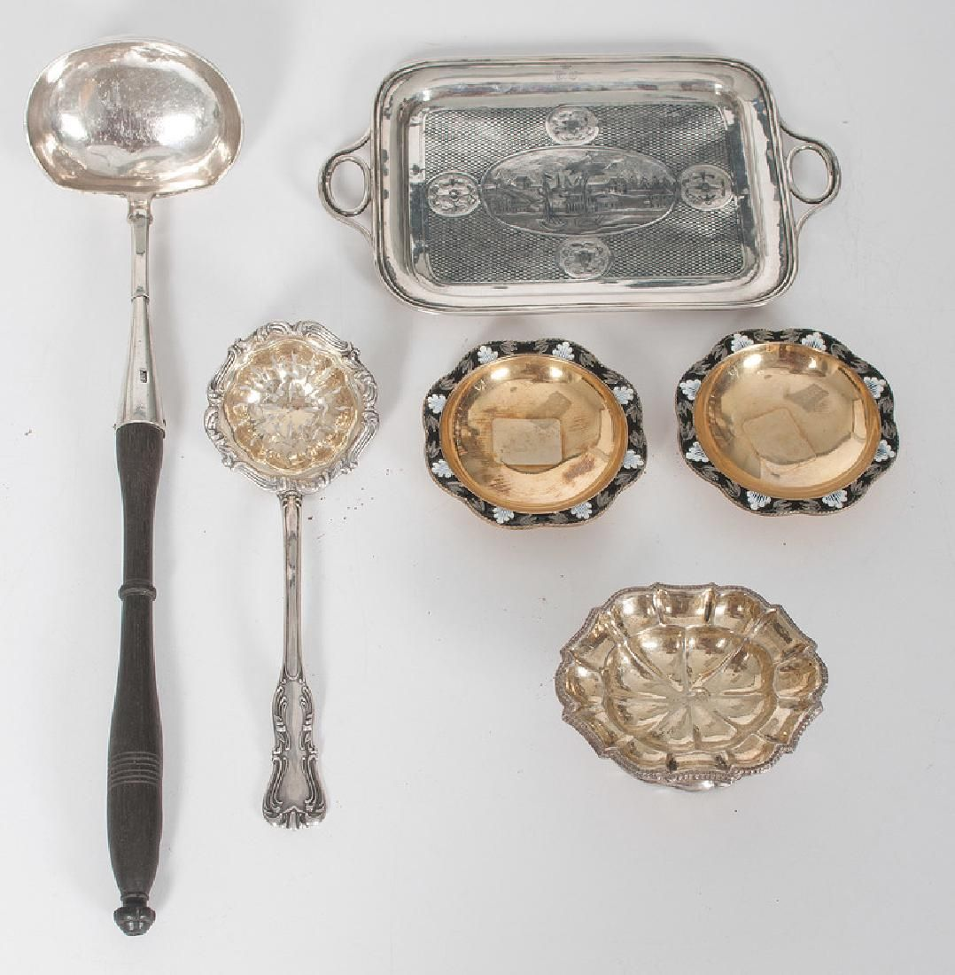 Russian Silver Accessories