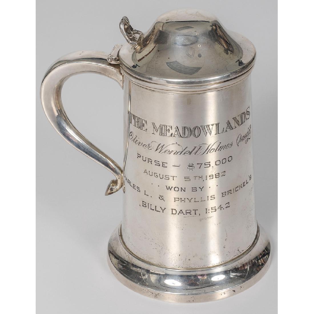 Boardman Sterling Equestrian Trophy