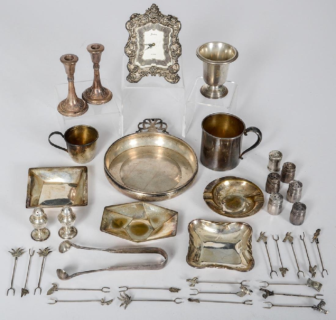 Sterling Silver Accessories, Plus