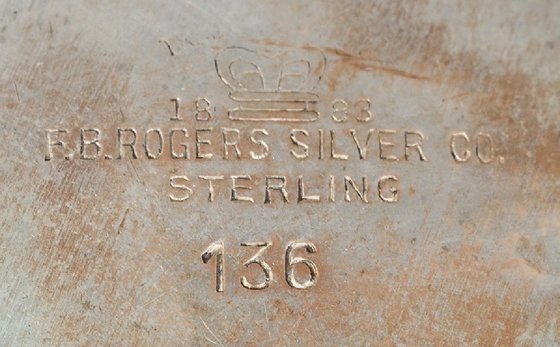 American Sterling Creamers & Sugars - 2