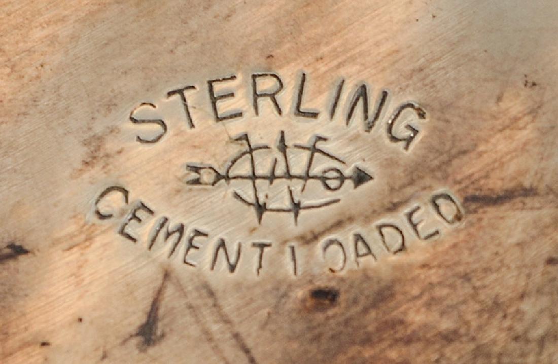 American Sterling Creamers & Sugars - 3