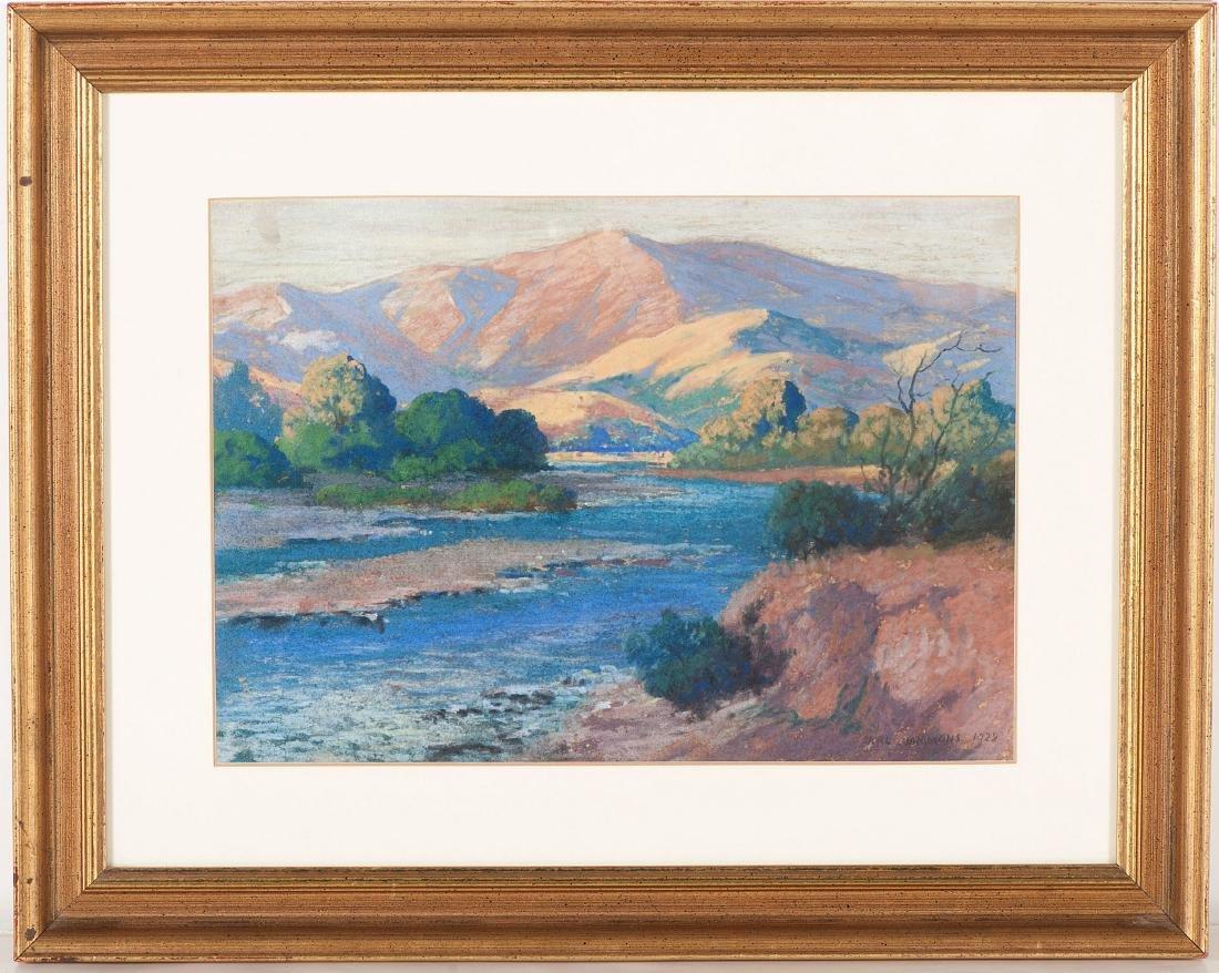 Carl Sammons (American, 1883-1968) - 2