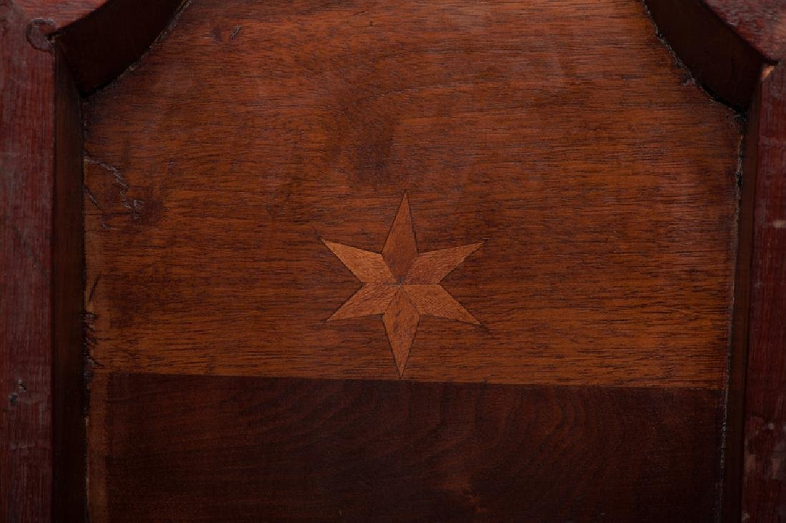 George III Mahogany Knife Boxes - 3