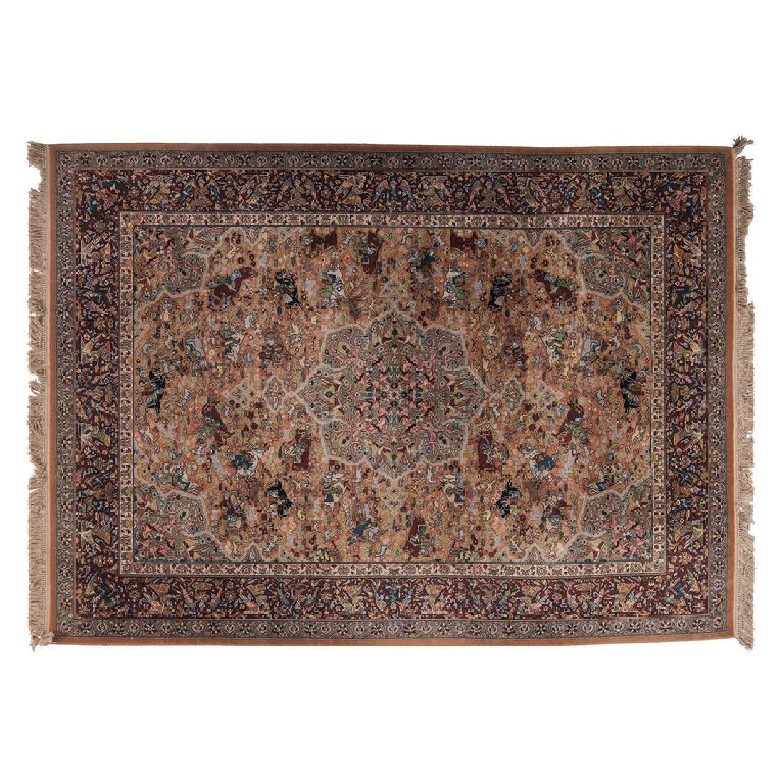 Karastan-style Rug