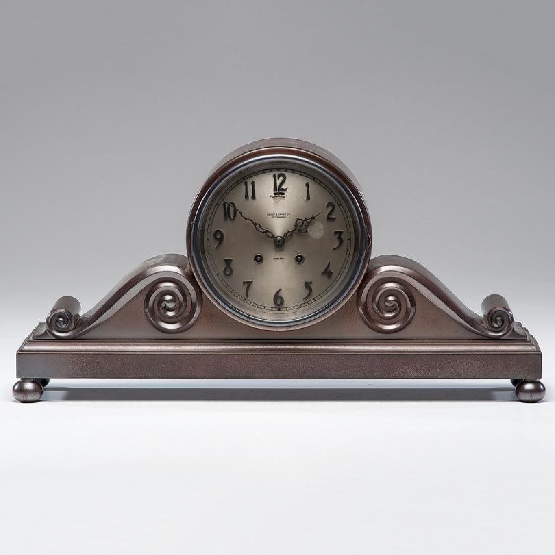 Chelsea Clock Company , Tambour #3, ca 1917