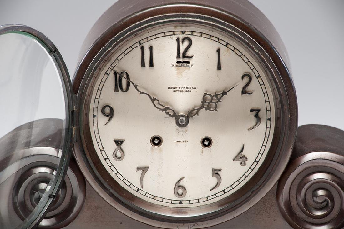 Chelsea Clock Company , Tambour #3, ca 1917 - 2