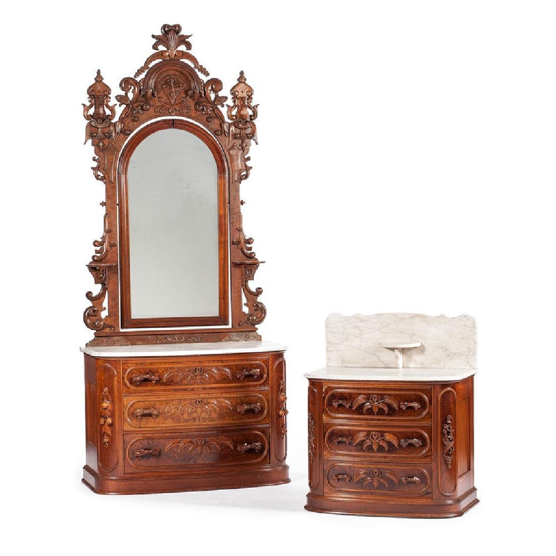 Victorian Bedroom Suite