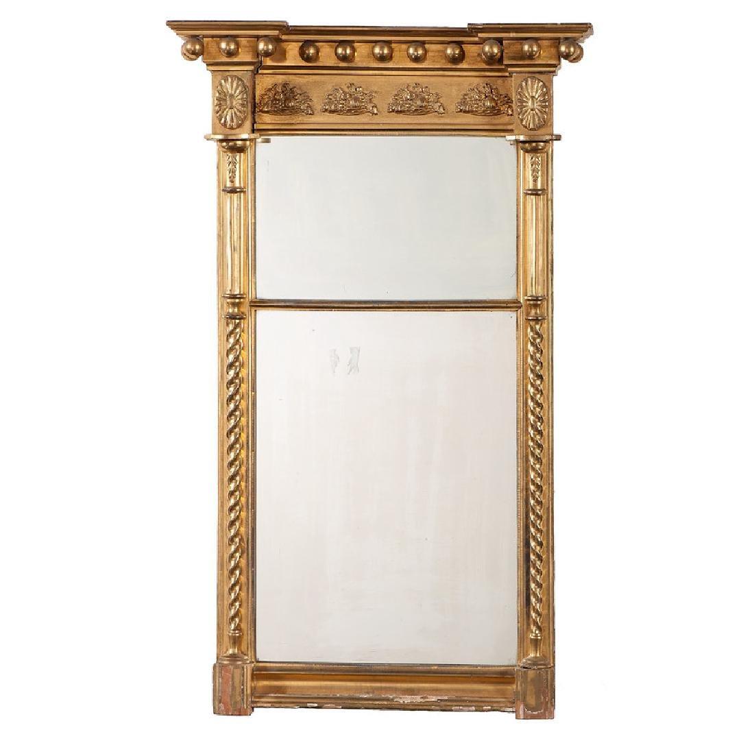 Federal Giltwood Mirror