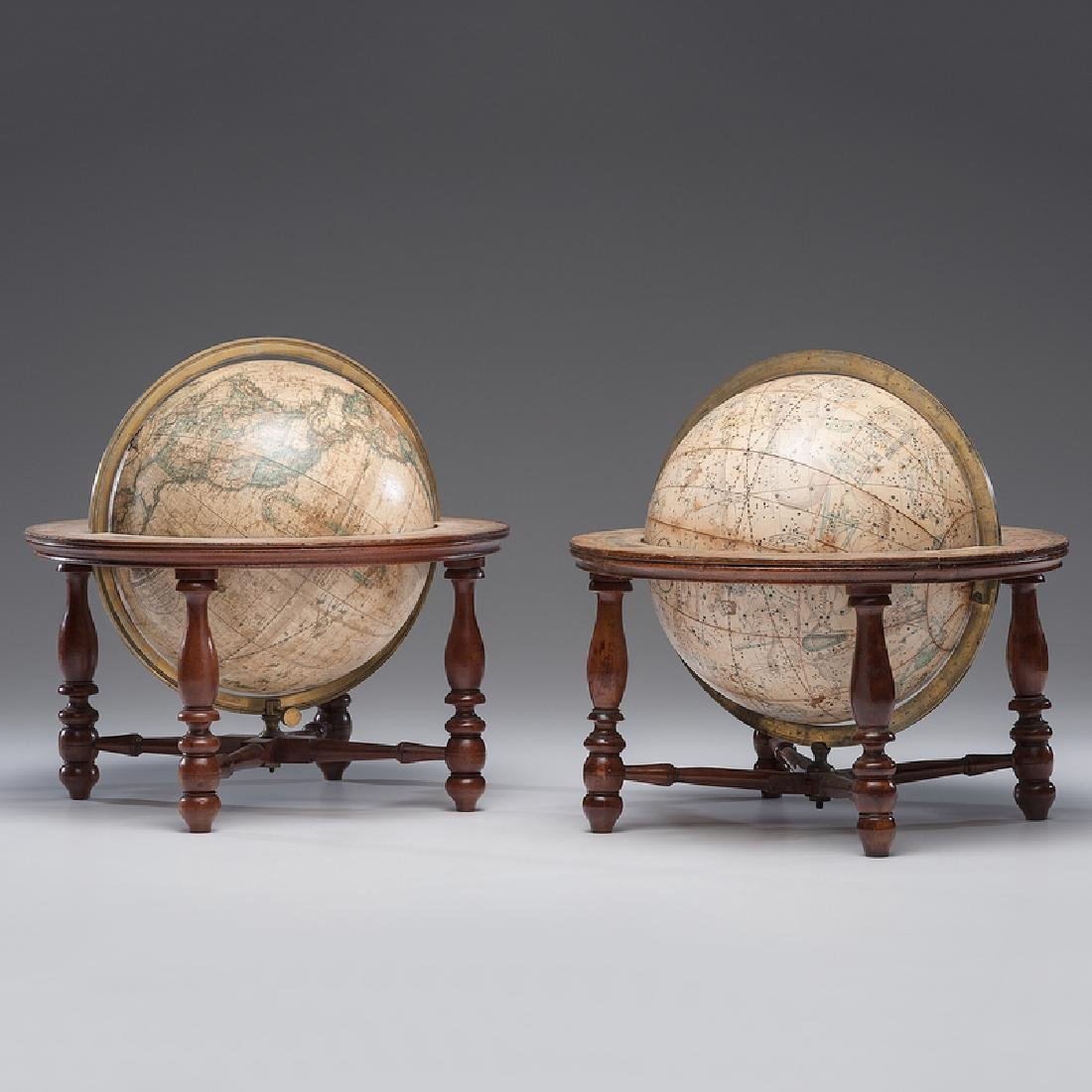 Merriam & Moore  Terrestrial and Celestial Tabletop