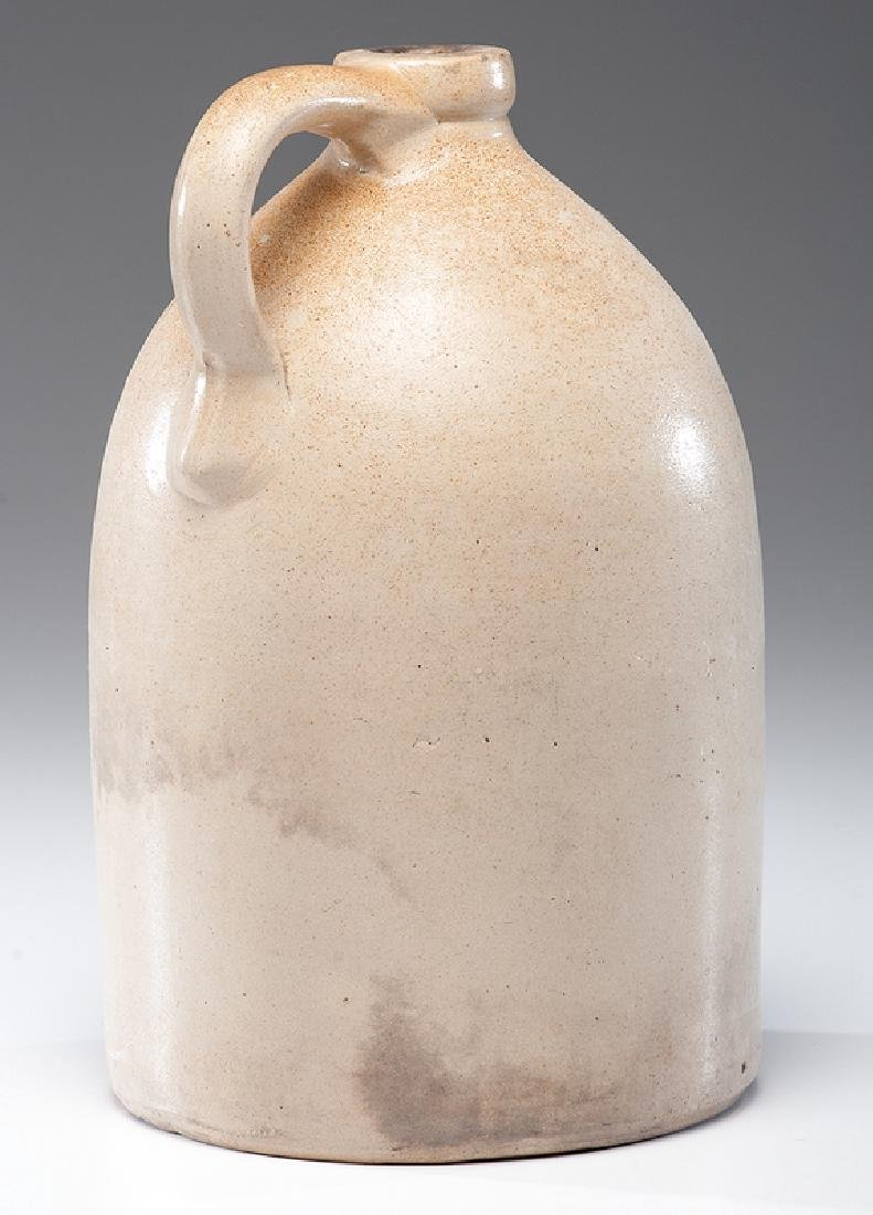 Arthur M. Eastman  Stoneware Jug with Parrot - 4