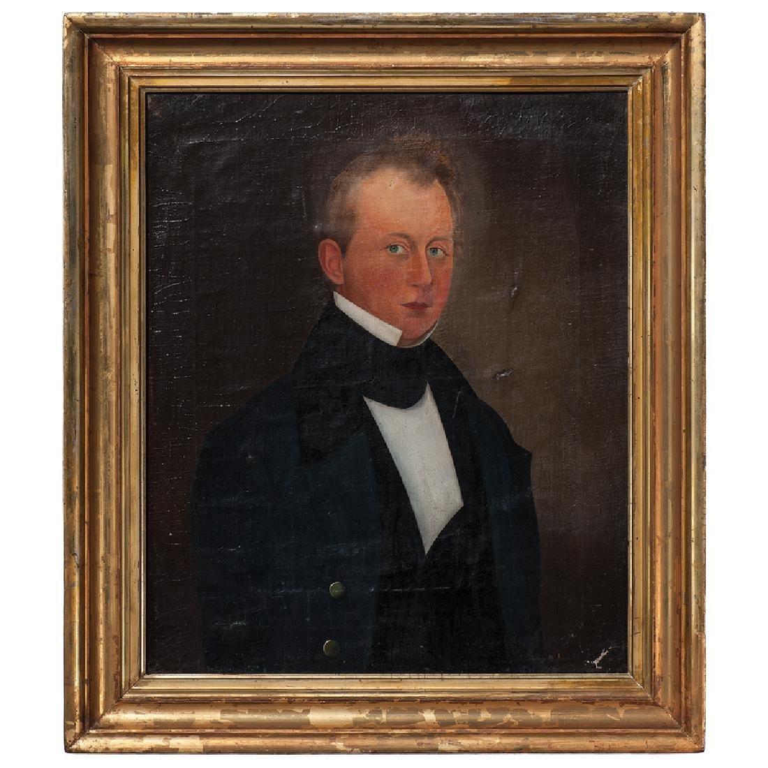American Portrait of a Man