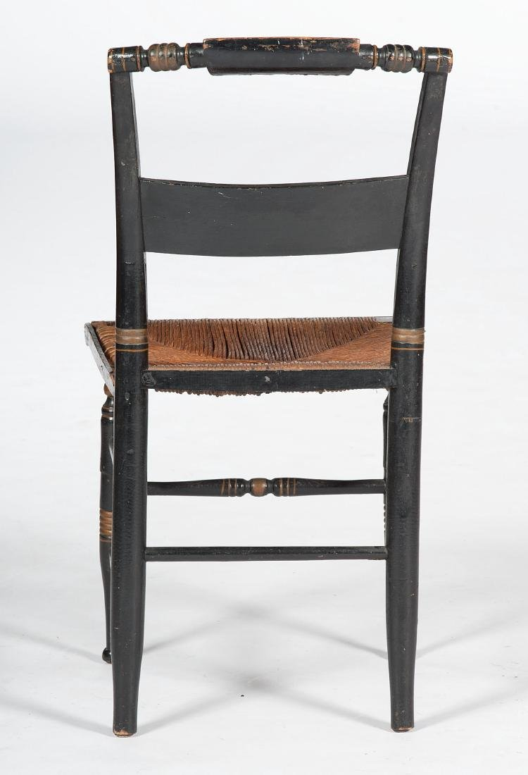 Painted Fancy Chair - 3