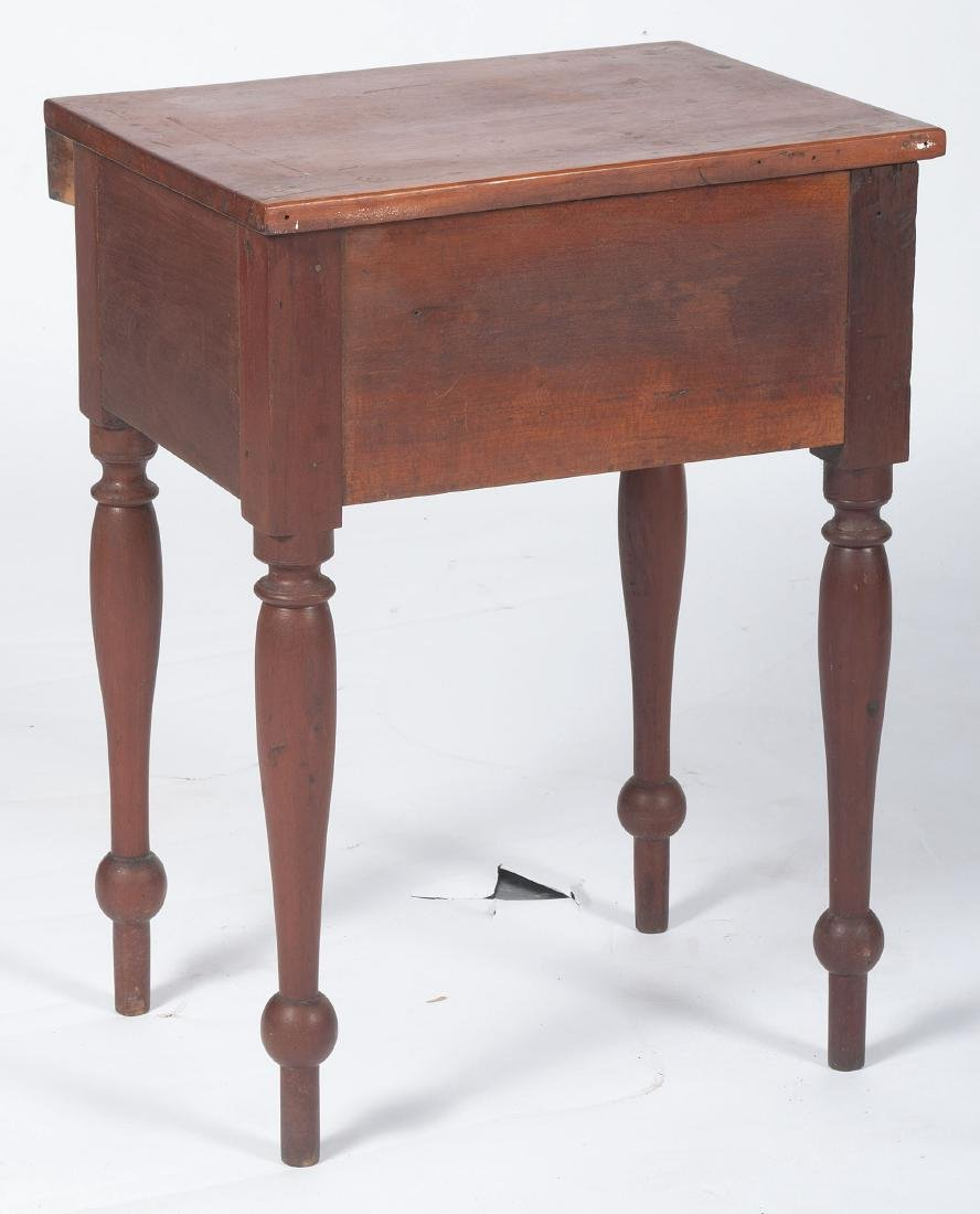 Cherry Two Drawer Stand - 3