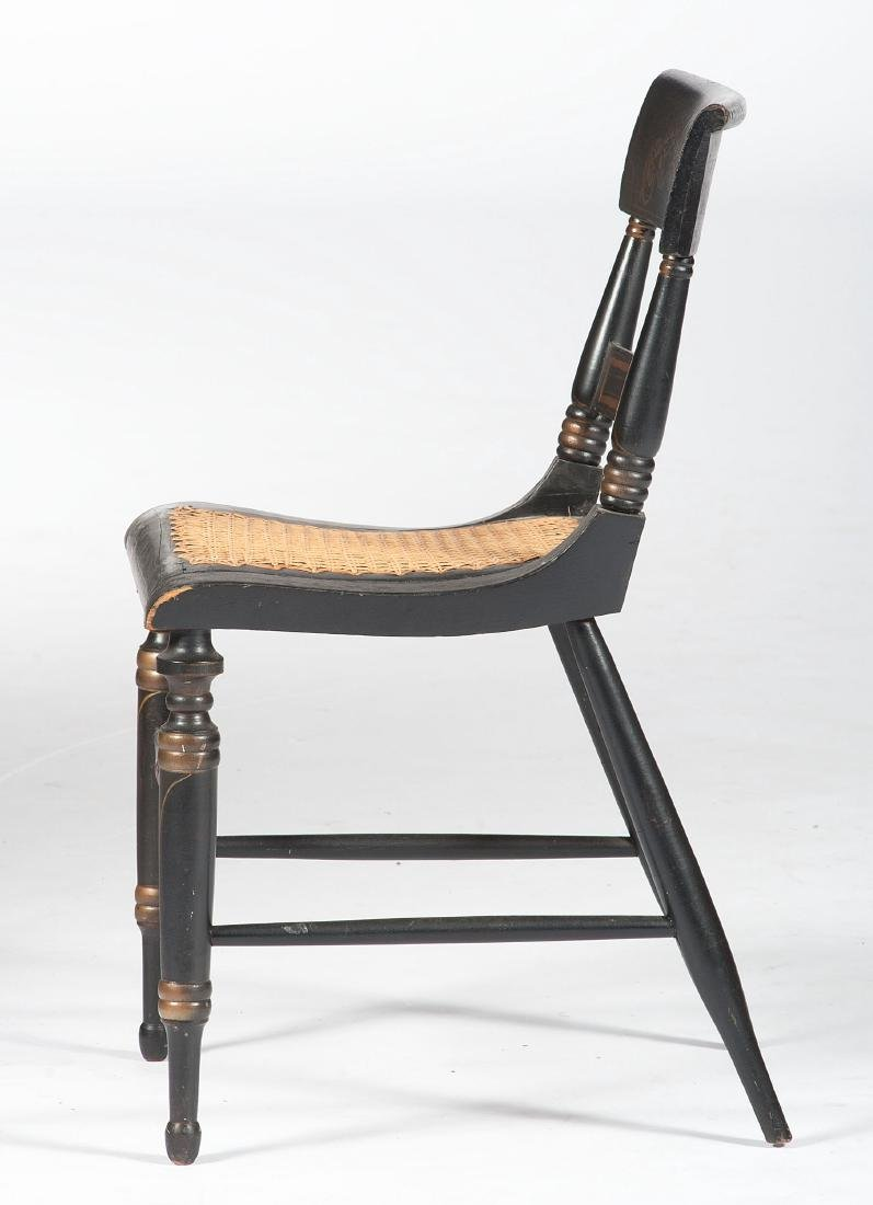 Sheraton Stenciled Chairs - 3