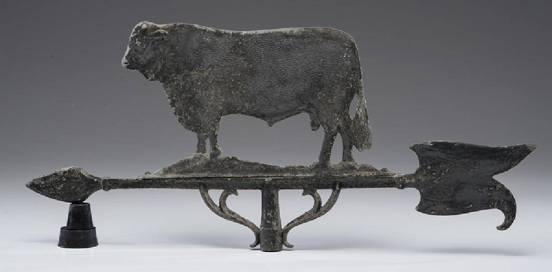 Bull Weathervane - 2
