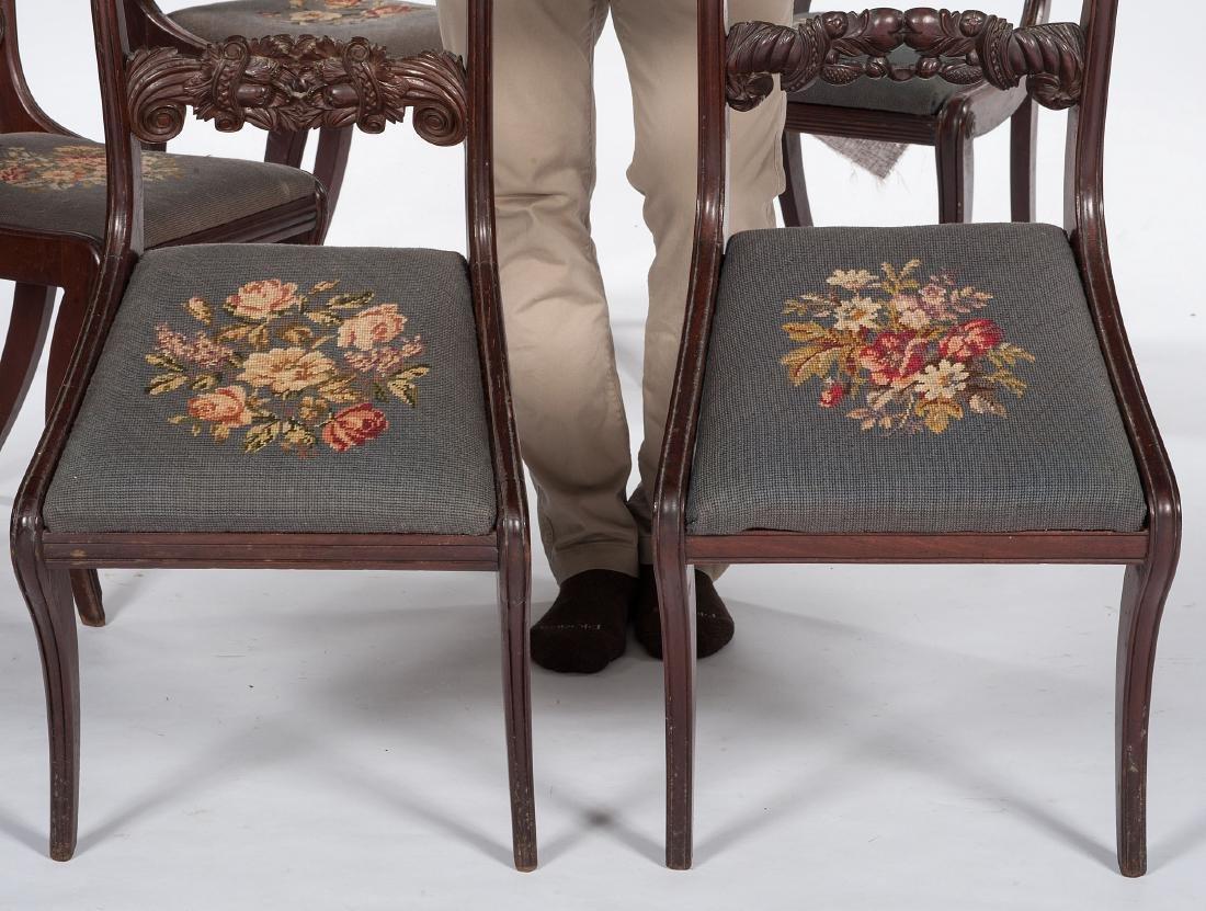 Classical Mahogany Chairs - 2