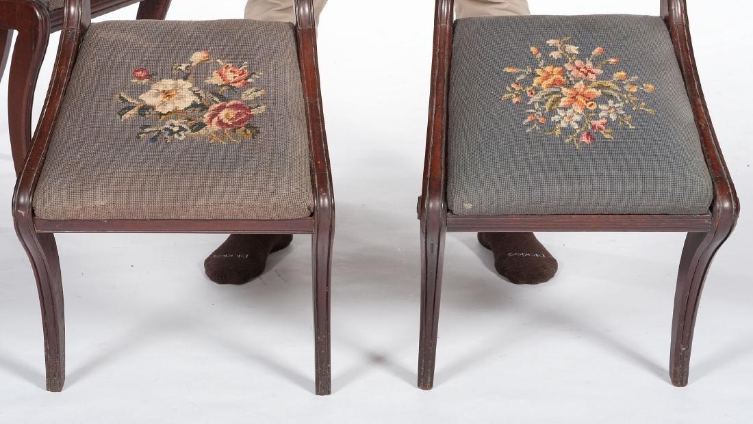 Classical Mahogany Chairs - 3