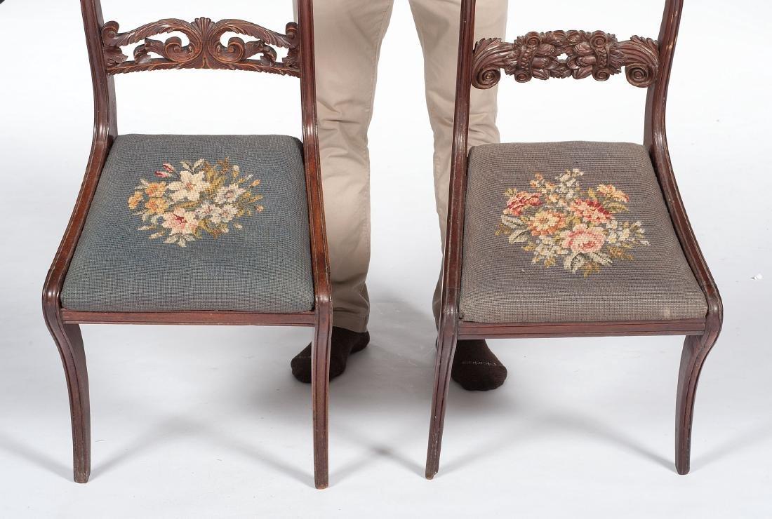 Classical Mahogany Chairs - 4