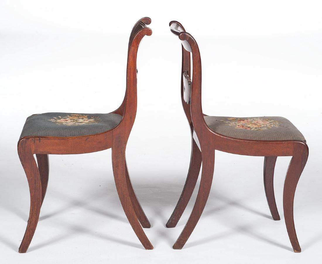 Classical Mahogany Chairs - 5