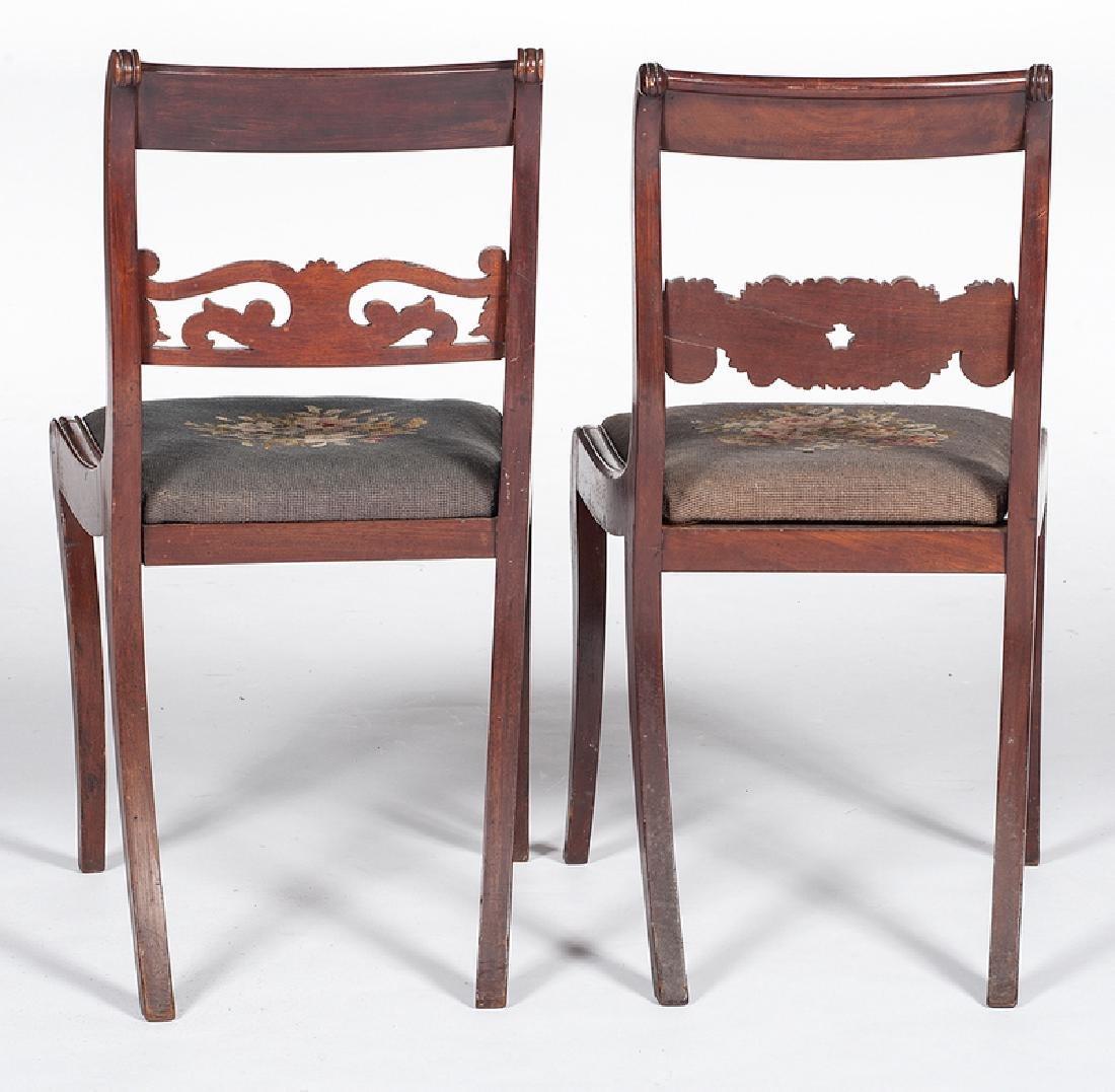 Classical Mahogany Chairs - 6