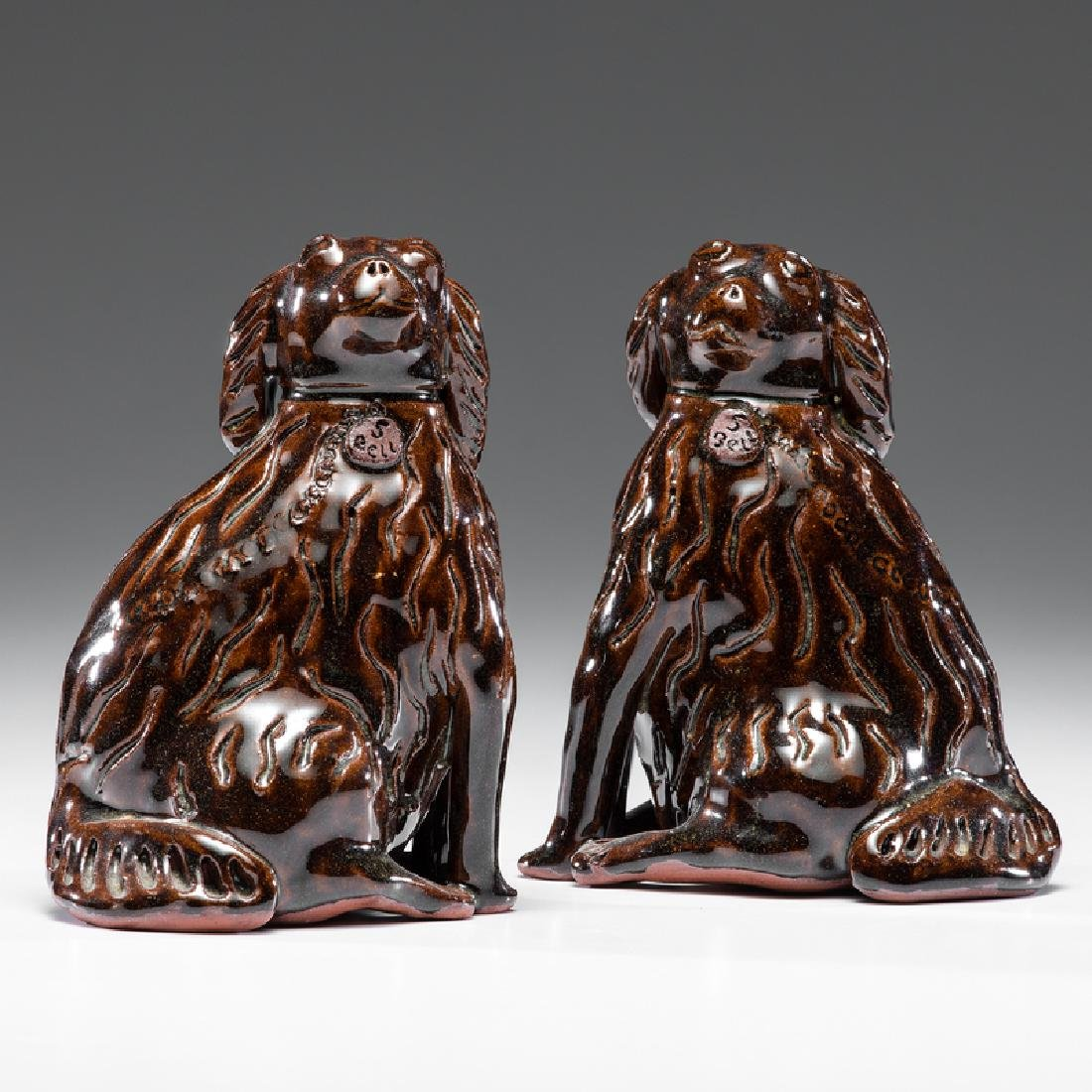 Billy Ray Hussey Staffordshire Dogs
