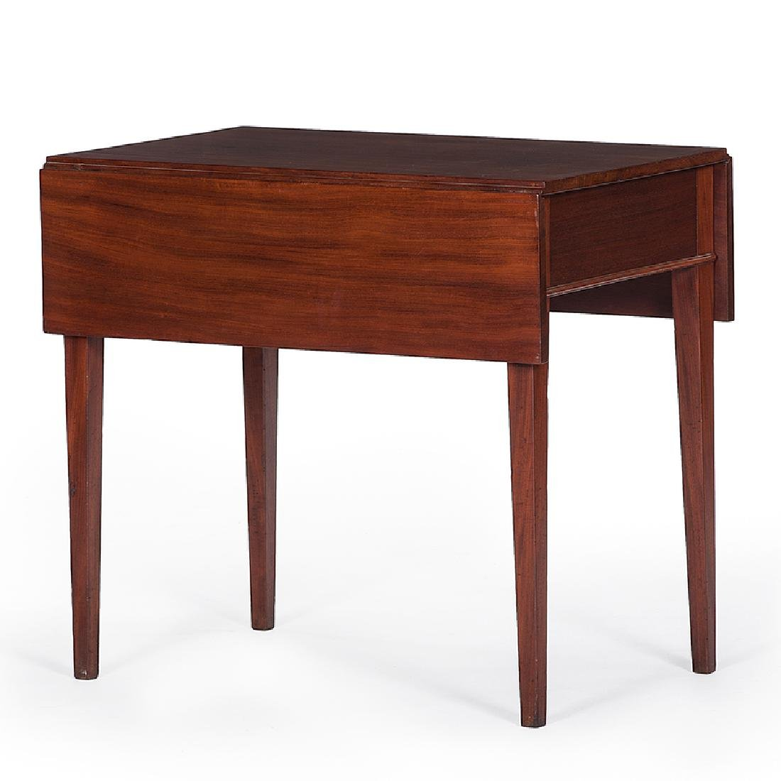 Mahogany Drop Leaf Table