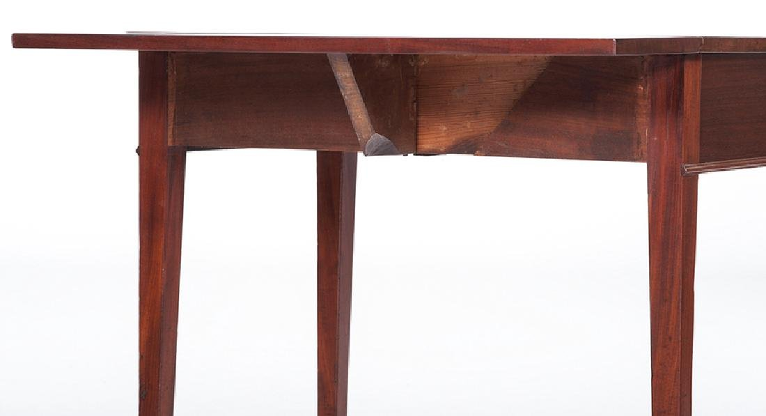 Mahogany Drop Leaf Table - 3
