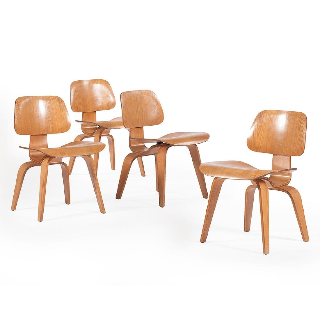 Charles and Ray Eames for Herman Miller, DCW Chairs