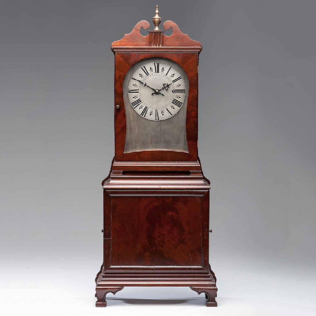E. Howard & Co. Shelf Clock