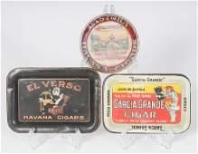 Cigar Advertising Tip Trays