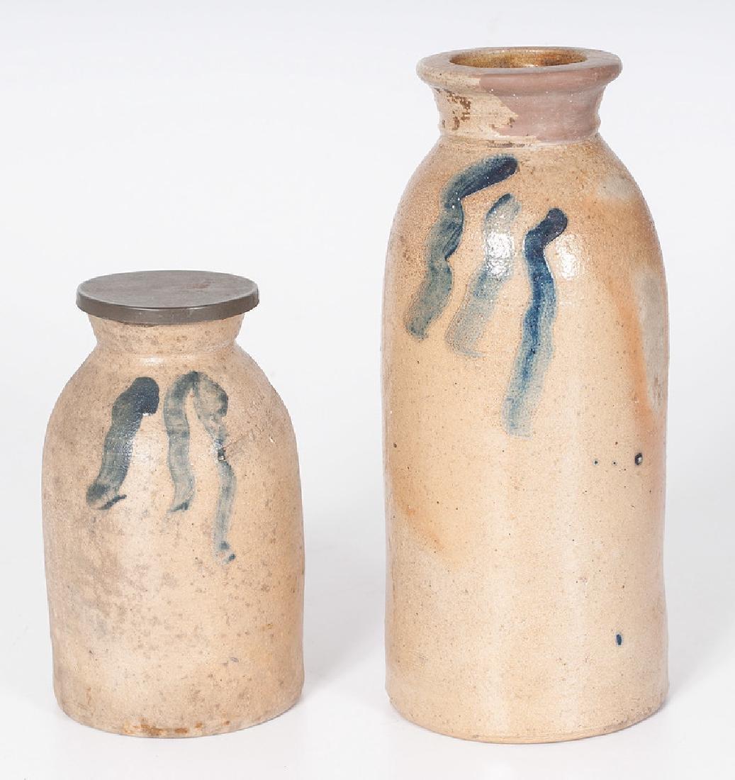 Cincinnati Stoneware Jars