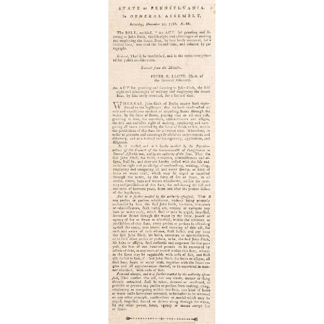 Pennsylvania Journal and the Weekly Advertiser