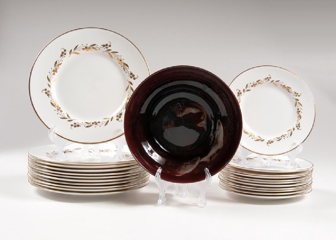 Royal Worcester Saguenay Plates, Plus