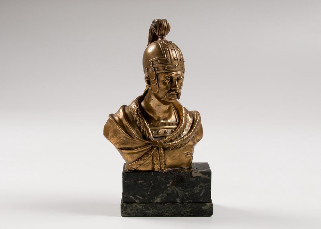 Russian Bronze Sculpture