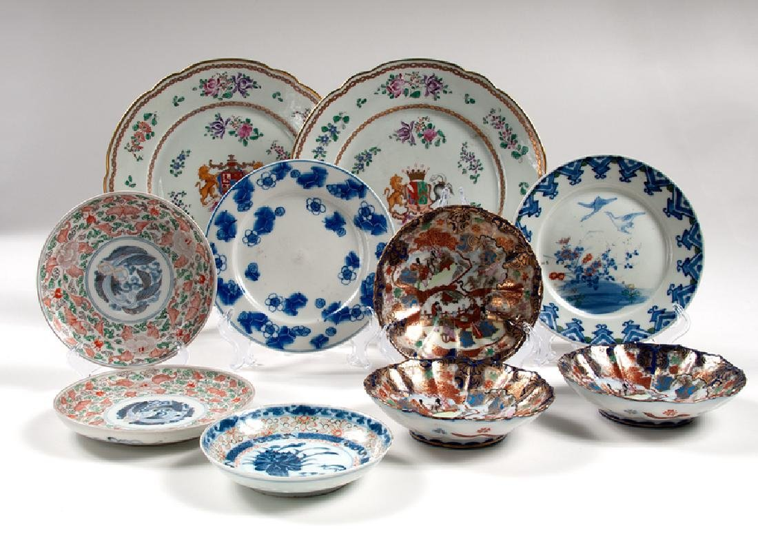 Chinese Export Porcelain, Plus