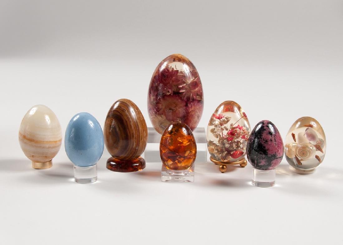 Resin Art Eggs, Plus
