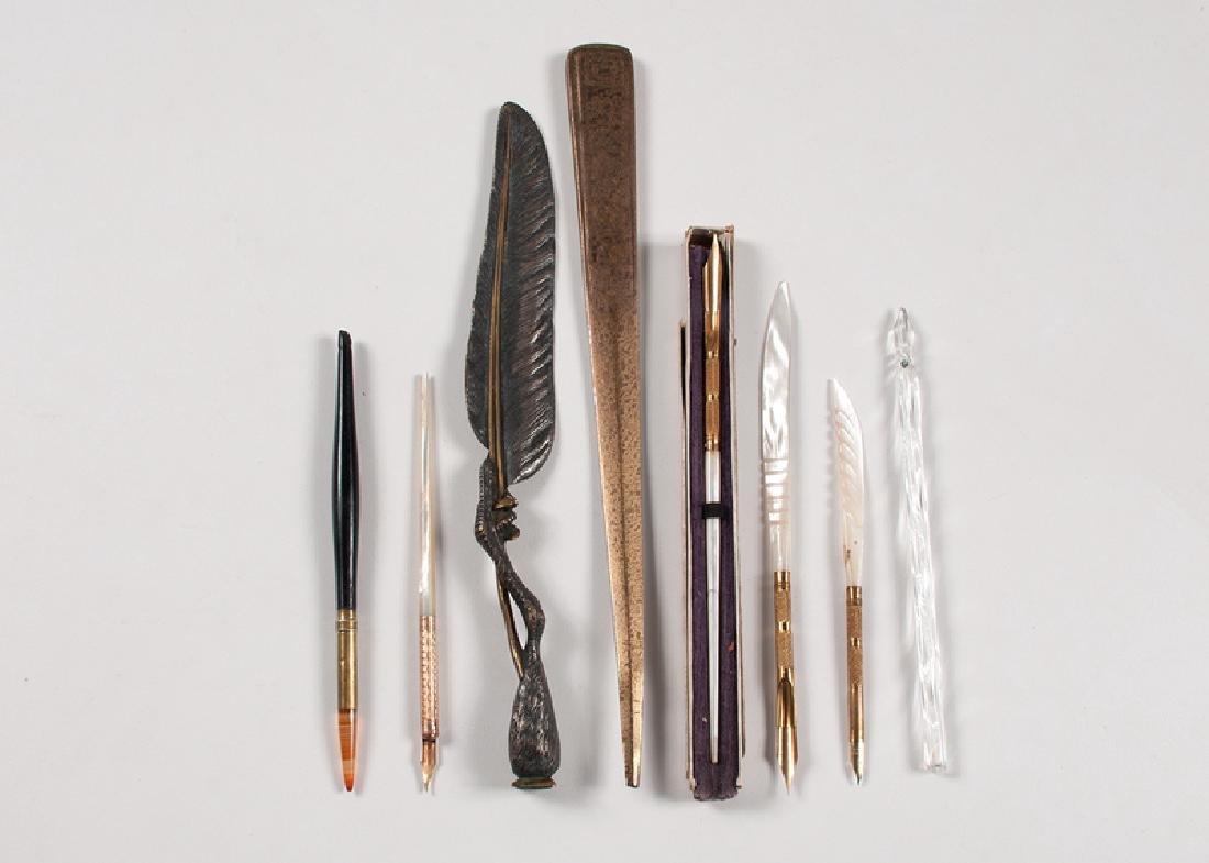 Assorted Desk Accessories
