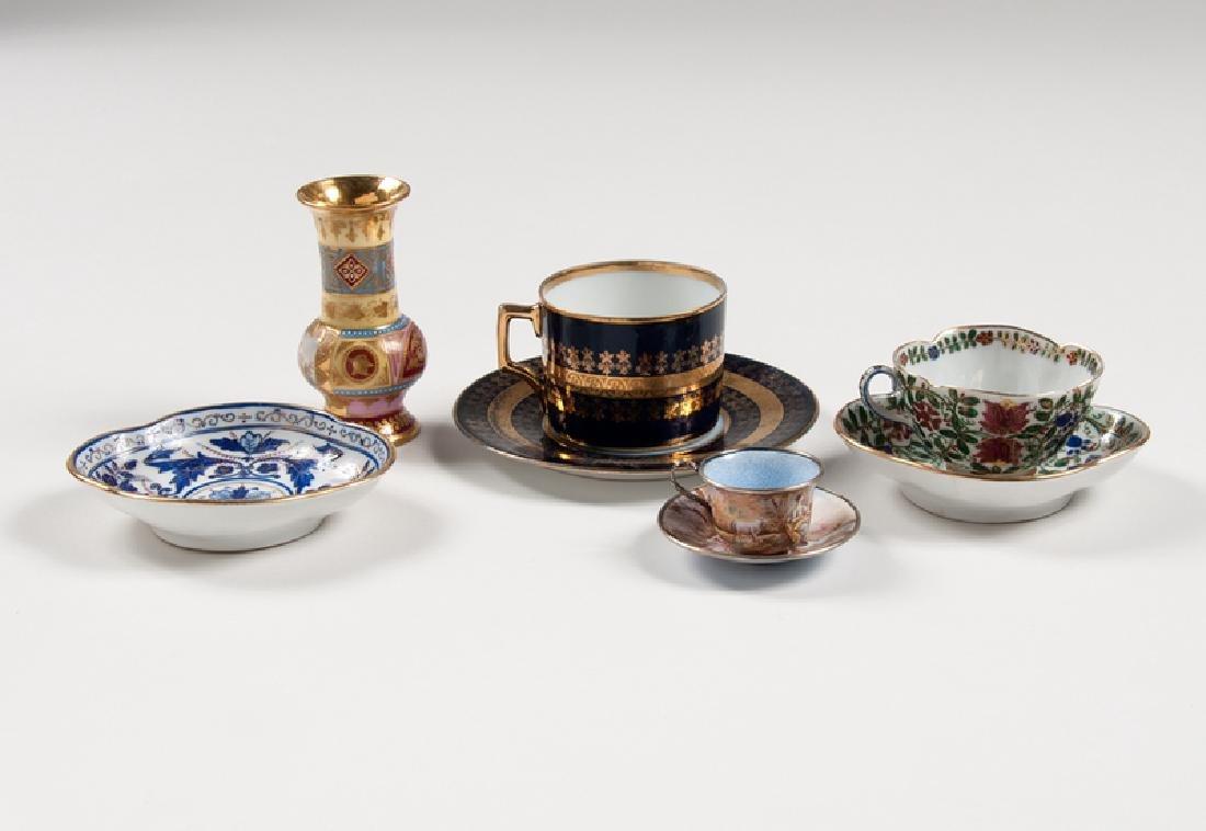 Austrian Porcelain, Plus