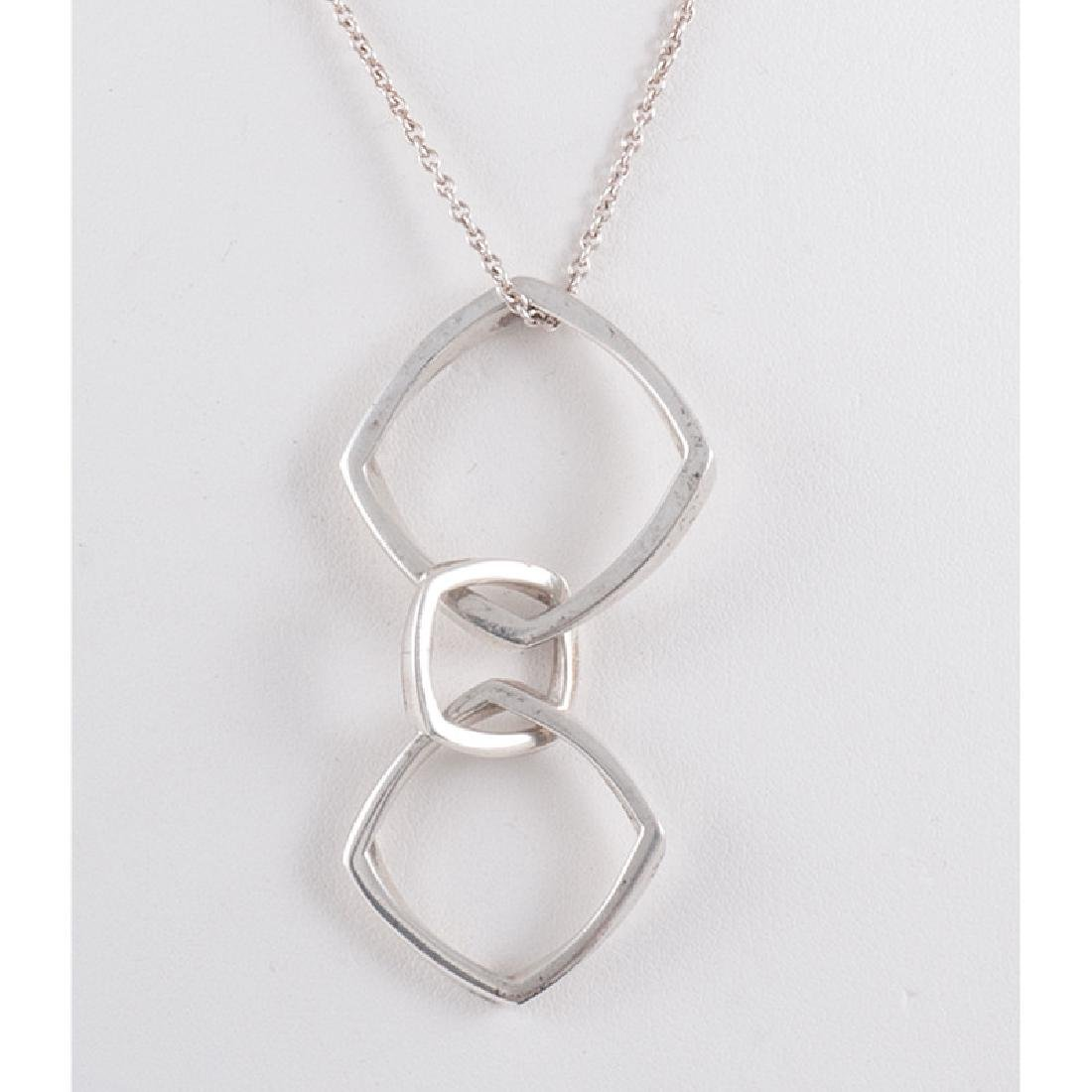 Frank Gehry for Tiffany & Co. Necklace in Sterling