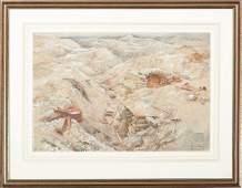 Lt. Harry Van Der Weyden (American, 1868-1952), Two