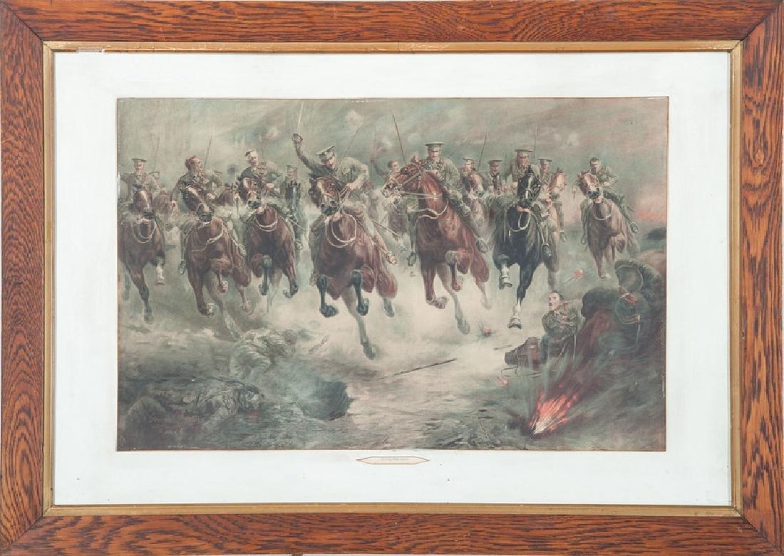 George Rankin (English, 1864-1937), Print,  Saving the