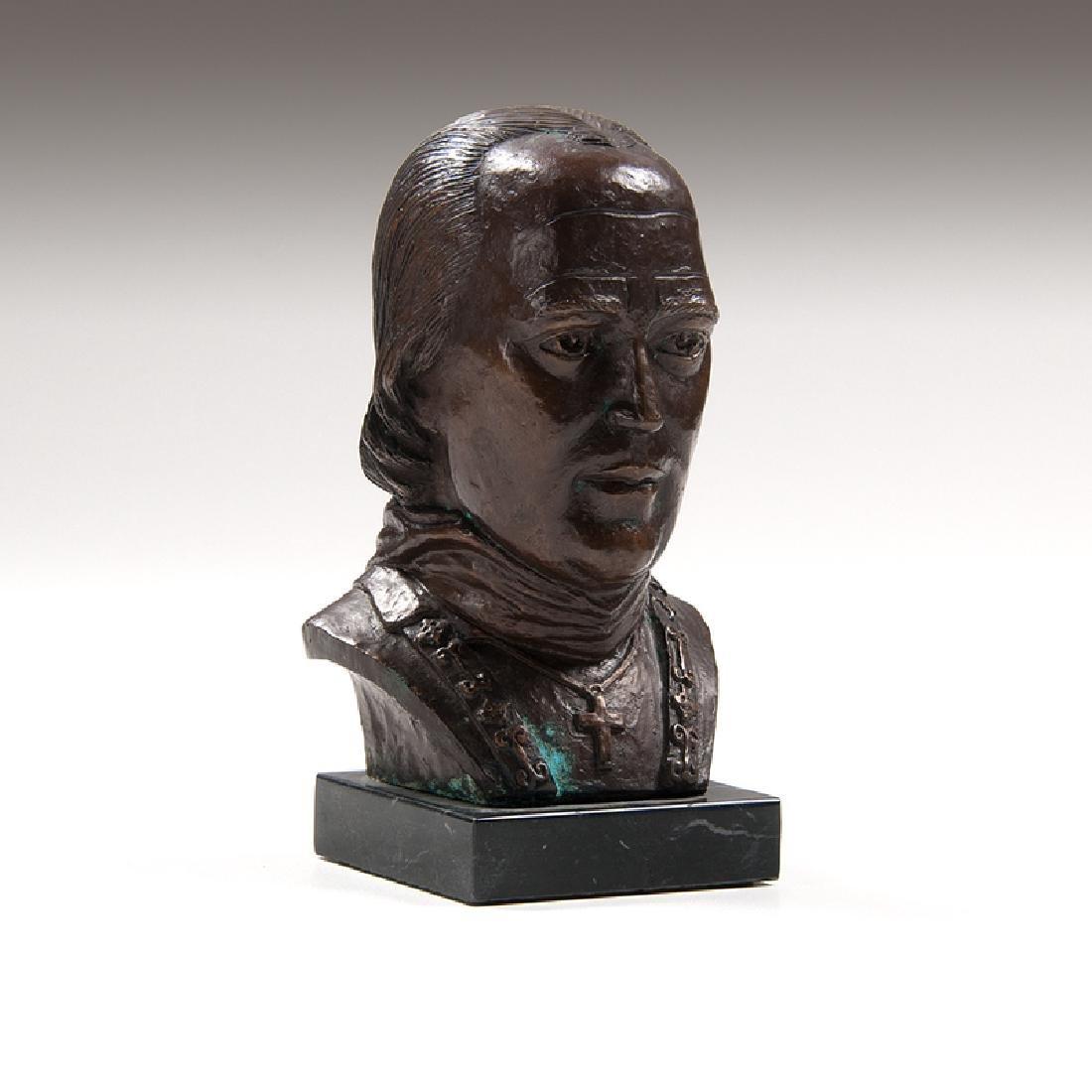 William McVey (American,1905-1995) Bronze
