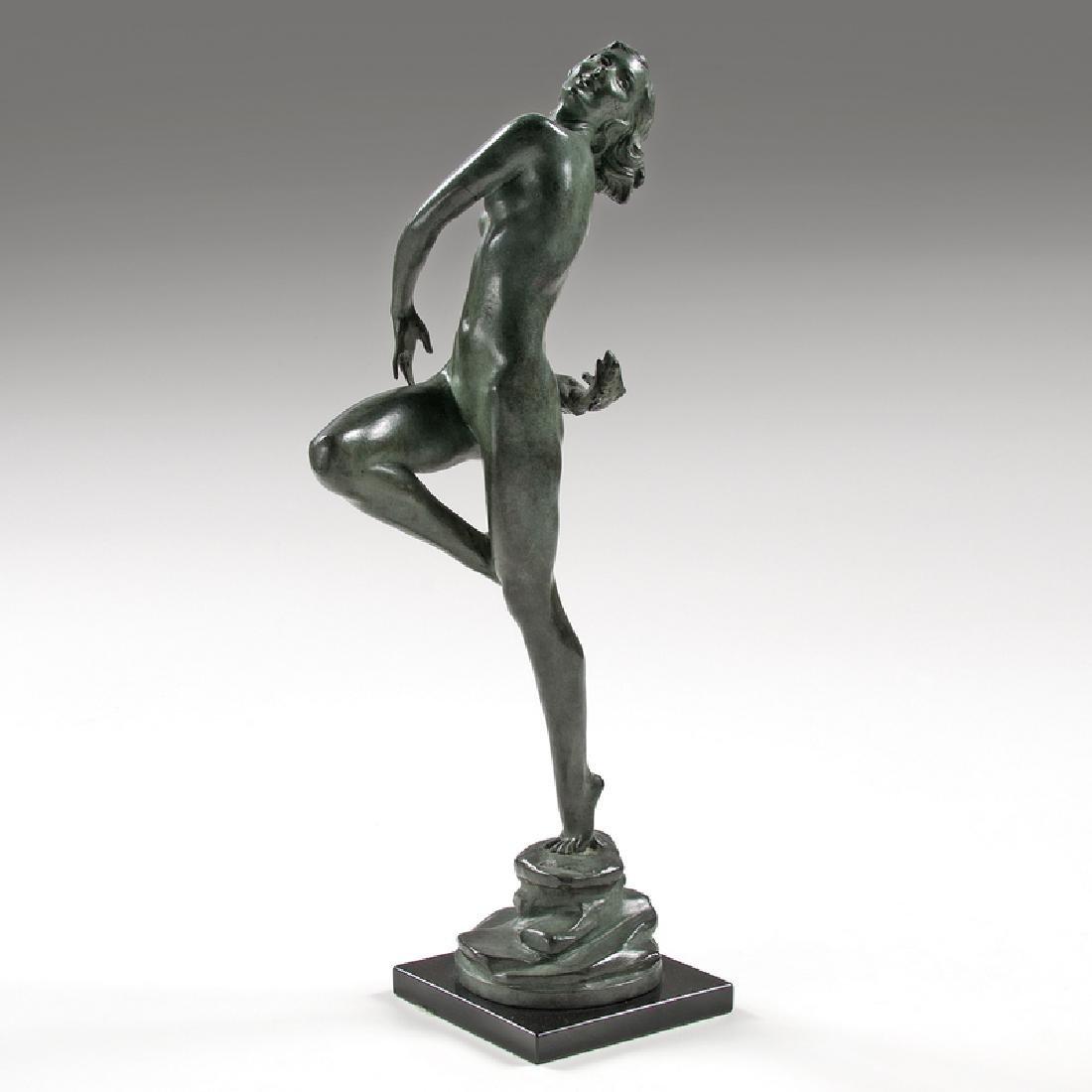 Harriet Whitney Frishmuth (American, 1880-1980) Bronze