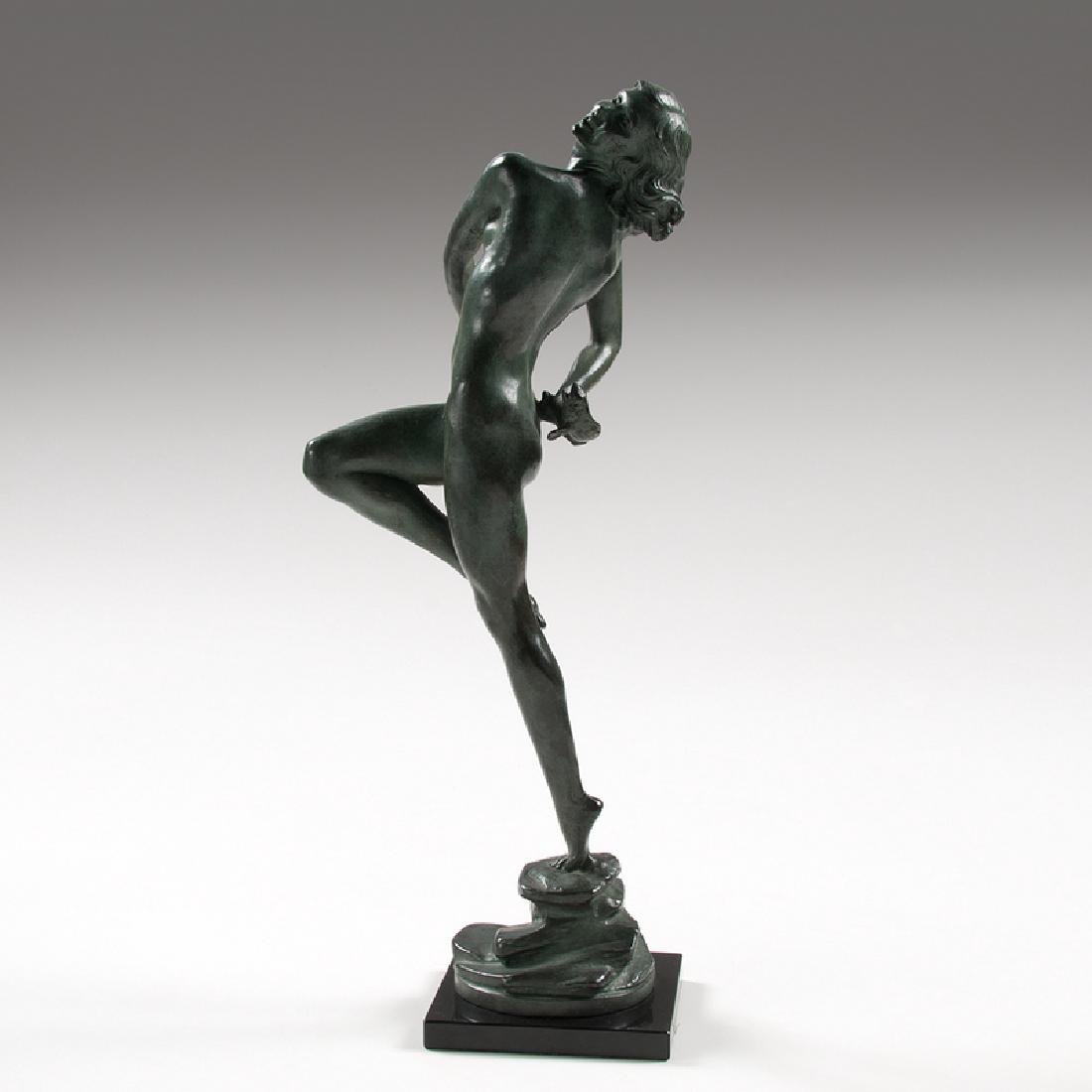 Harriet Whitney Frishmuth (American, 1880-1980) Bronze - 3