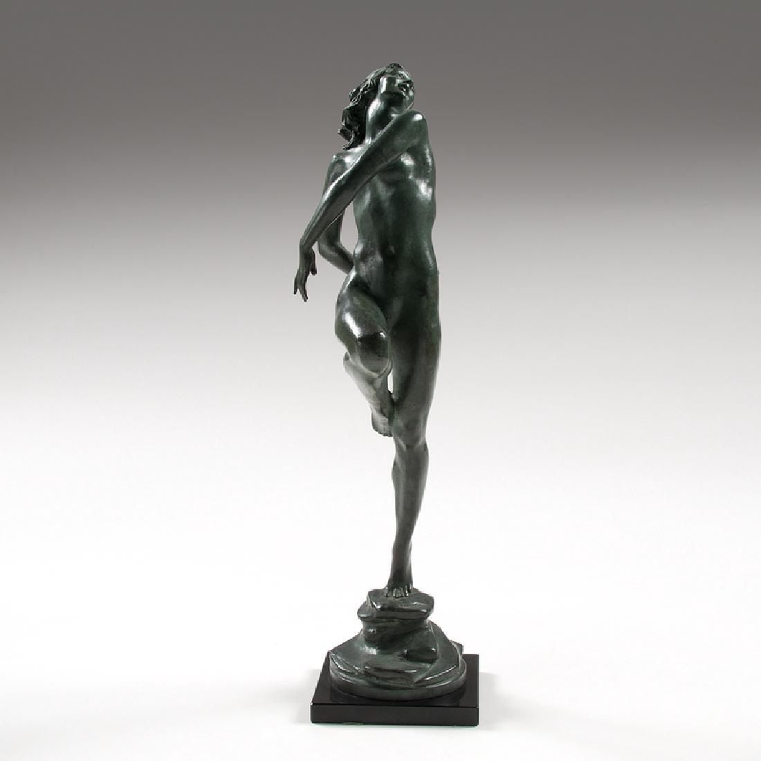 Harriet Whitney Frishmuth (American, 1880-1980) Bronze - 4