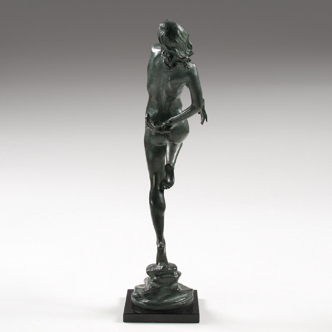 Harriet Whitney Frishmuth (American, 1880-1980) Bronze - 5